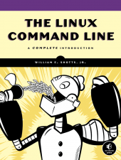 The Linux Command Line book cover
